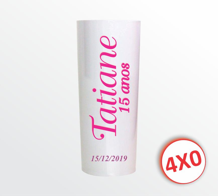 Long Drink Branco - 330 ml - acima de 100 un.