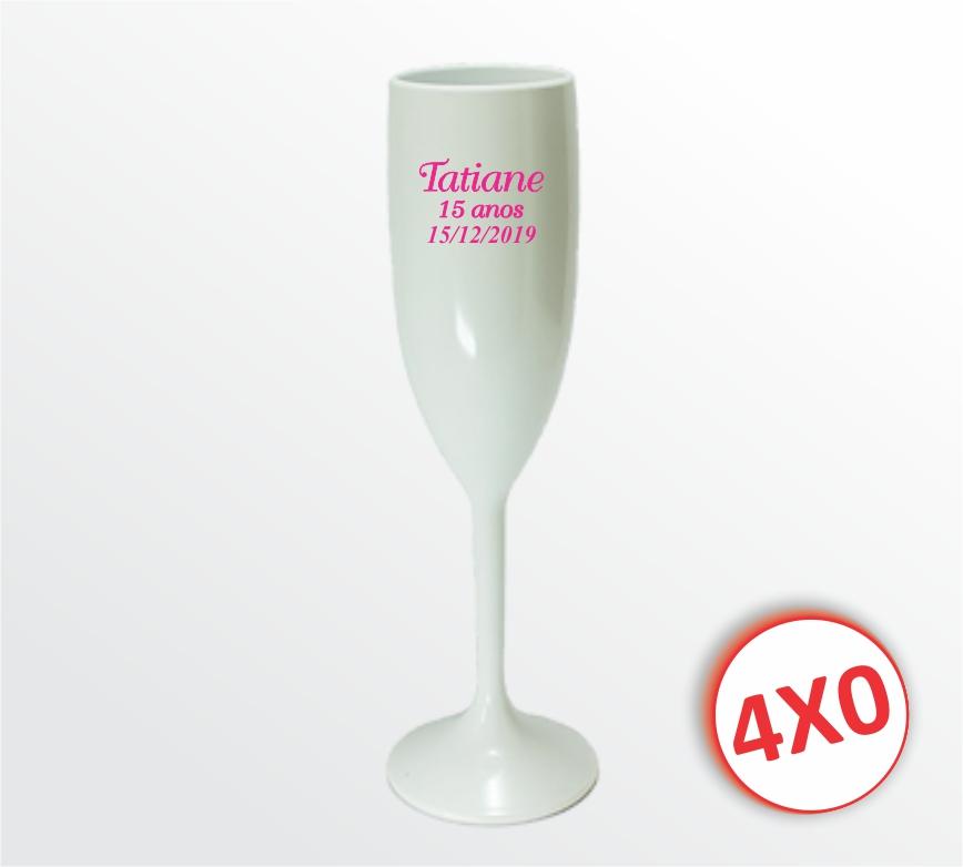 Taça Plástica Branca - 170 ml - acima de 100 un.
