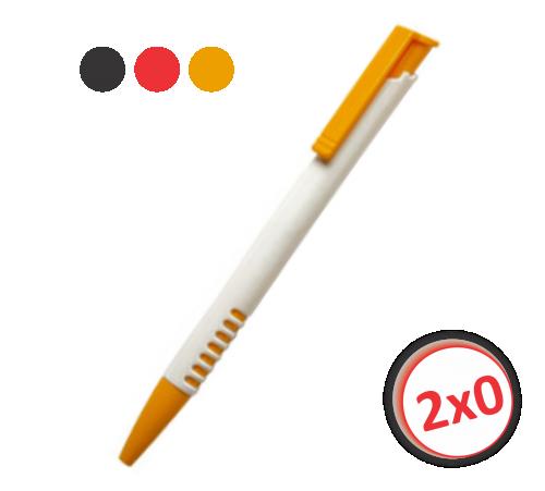 1000 canetas - modelo 3017 - 02 cores
